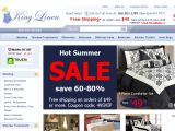 Browse King Linen