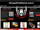 Browse The King Of Caffeine