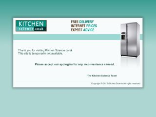 Shop at kitchenscience.co.uk