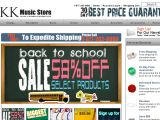 Browse Kk Music Store