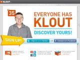 Klout.com Coupon Codes