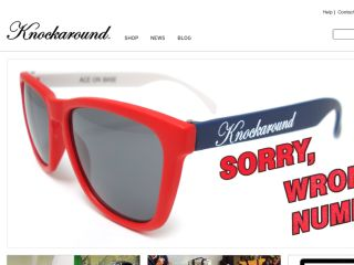 Shop at knockaround.com