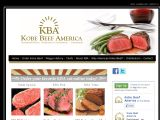 Browse Kobe Beef America