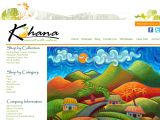 Browse Kohana Skin