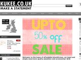 Kukee.co.uk Coupon Codes