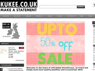 Shop at kukee.co.uk
