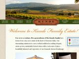 Browse Kunde Family Estate