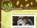 Kungaloosh Gourmet Tea Company Coupon Codes
