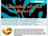 Browse Kuumba Afrika Imports