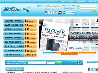 Shop at kvcwebhosting.com