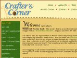 Browse Crafter's Corner