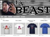 Labeast.spreadshirt.com Coupons