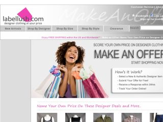 Shop at labellush.com