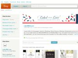 Labelwithlove.etsy.com Coupons
