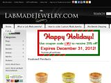 Labmadejewelry.com Coupons