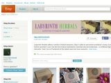 Labyrinthherbals.etsy.com Coupons