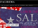 Lacirema.com Coupons