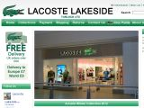 Lacostelakeside.com Coupons