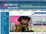 Browse Lacrosse Specialties