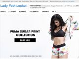 Lady Foot Locker Coupon Codes