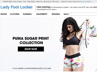 Shop at ladyfootlocker.com