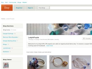Shop at ladyinpurple.etsy.com