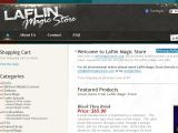 Browse Laflin Magic Store