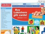 Browse Lakeshore Learning Materials