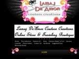 Browse Lamaj De'amor Traveling Boutique