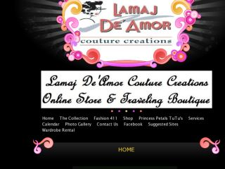 Shop at lamajdeamor.net