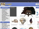 Browse La Mano Masks