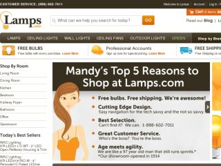 Shop at lamps.com