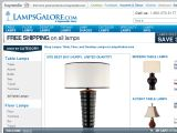 Lampsgalore.com Coupon Codes