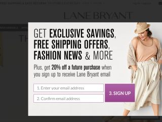 Shop at lanebryant.com