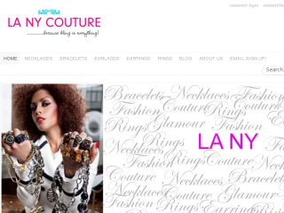 Shop at lanycouture.com