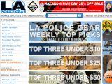 Browse La Police Gear