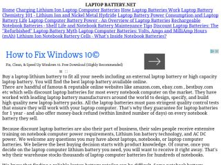 Shop at laptopbattery.net