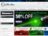Lasersman.com Coupon Codes
