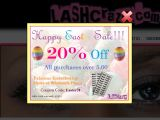 Lashcraze.com Coupon Codes