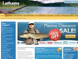 Lathams-Fishing.co.uk Coupon Codes