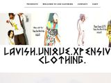 Lavishuniquexpensiveclothing.com Coupon Codes