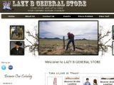 Browse Lazy B General Store