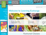 Browse The Learning Exchange