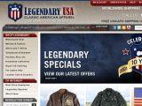 Browse Legendary Usa