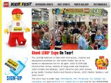 Legokidsfest.com Coupon Codes