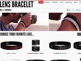 Browse Lens Bracelets