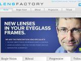 LensFactory Coupon Codes