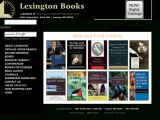 Lexingtonbooks.com Coupon Codes