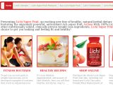 Lichi Super Fruit Coupon Codes