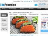 Browse Life Extension